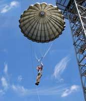 парашютные вышки